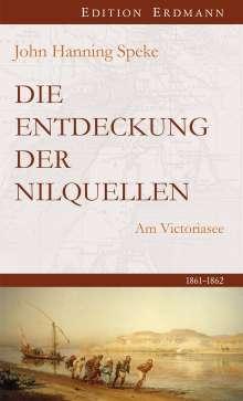 John Hanning Speke: Die Entdeckung der Nilquellen, Buch