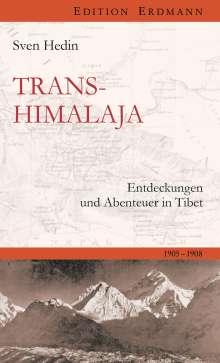 Sven Hedin: Transhimalaya, Buch