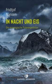 Fridtjof Nansen: In Nacht und Eis, Buch