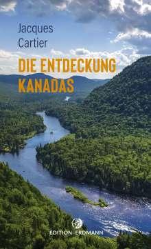Jacques Cartier: Die Entdeckung Kanadas, Buch
