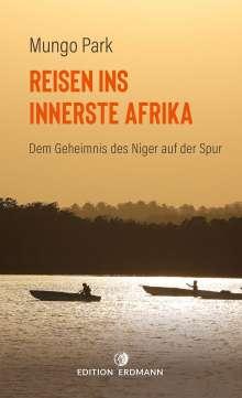 Mungo Park: Reisen ins innerste Afrika, Buch