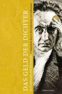 Frank Berger: Das Geld der Dichter in Goethezeit und Romantik, Buch