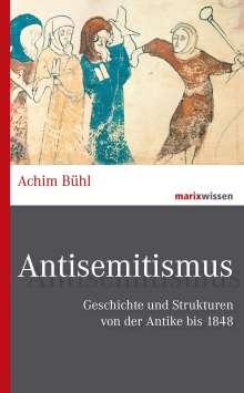Achim Bühl: Antisemitismus, Buch
