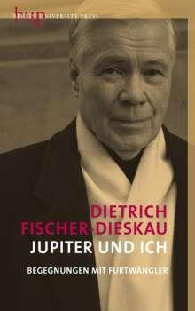 Dietrich Fischer-Dieskau: Jupiter und ich, Buch