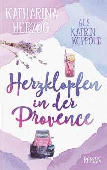 Katrin Koppold: Herzklopfen in der Provence, Buch