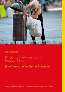 Heinz Duthel: Kinder und Altersarmut in Deutschland, Buch