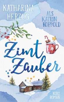 Katrin Koppold: Zimtzauber, Buch