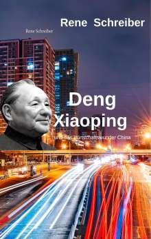 Rene Schreiber: Deng Xiaoping, Buch