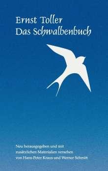 Ernst Toller: Das Schwalbenbuch, Buch