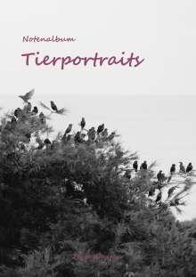 Torge Braemer: Tierportraits, Buch