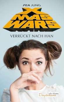 Pea Jung: Xmas Wars, Buch