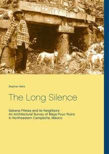 Stephan Merk: The Long Silence, Buch