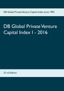 DB Global Private Venture Capital Index I - 2016, Buch