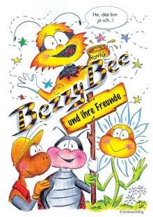 Andrea Höltig: Bezzy Bee, Buch