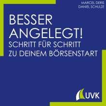 Marcel Deris: Besser angelegt!, Buch