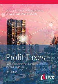 Christoph Freichel: German Profit Taxes, Buch