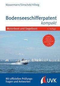 Matthias Wassermann: Bodenseeschifferpatent kompakt, Buch