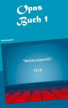 Sebastian Kühnert: Opas Buch I, Buch