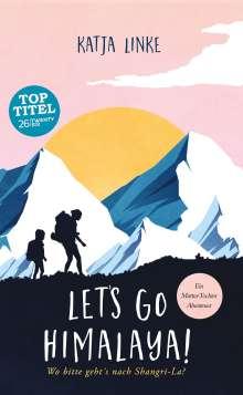 Katja Linke: Let's go Himalaya!, Buch