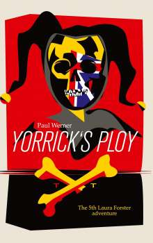 Paul Werner: Yorrick´s Ploy, Buch