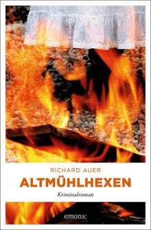 Richard Auer: Altmühlhexen, Buch