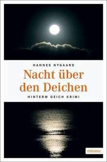 Hannes Nygaard: Nacht über den Deichen, Buch