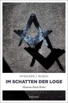 Hannes Nygaard: Im Schatten der Loge, Buch