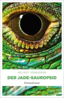 Helmut Vorndran: Der Jade-Sauropsid, Buch