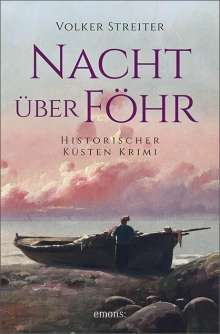 Volker Streiter: Nacht über Föhr, Buch