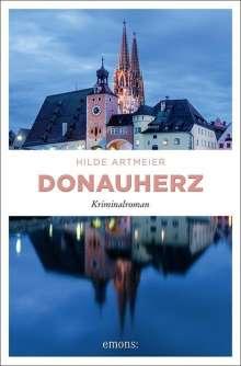 Hilde Artmeier: Donauherz, Buch