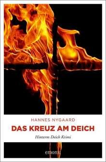 Hannes Nygaard: Das Kreuz am Deich, Buch
