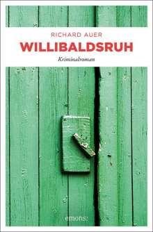 Richard Auer: Willibaldsruh, Buch