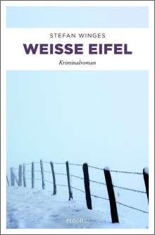 Stefan Winges: Weiße Eifel, Buch