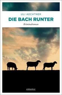 Uli Aechtner: Die Bach runter, Buch
