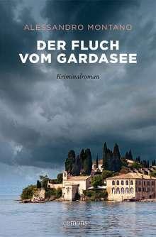 Alessandro Montano: Der Fluch vom Gardasee, Buch