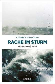 Hannes Nygaard: Rache im Sturm, Buch