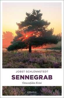 Jobst Schlennstedt: Sennegrab, Buch