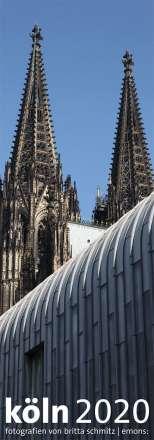 Britta Schmitz: Köln 2020 - Hochformatkalender, Diverse