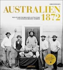 Christoph Hein: Australien 1872, Buch