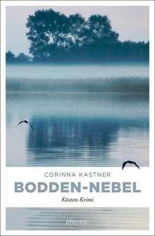 Corinna Kastner: Bodden-Nebel, Buch
