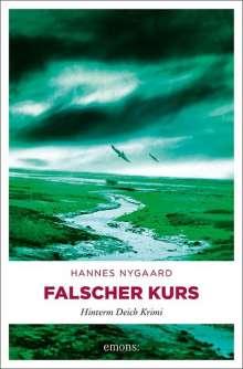 Hannes Nygaard: Falscher Kurs, Buch