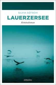 Silvia Götschi: Lauerzersee, Buch