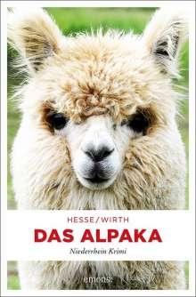 Thomas Hesse: Das Alpaka, Buch