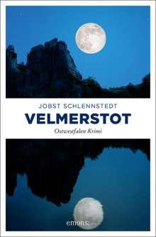 Jobst Schlennstedt: Velmerstot, Buch