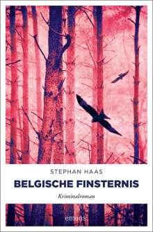 Stephan Haas: Belgische Finsternis, Buch
