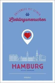 Sylvie Gühmann: Hamburg. Unterwegs mit deinen Lieblingsmenschen, Buch