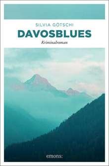 Silvia Götschi: Davosblues, Buch