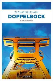 Thomas Salzmann: Doppelbock, Buch