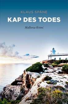 Klaus Späne: Kap des Todes, Buch