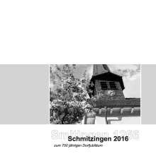 Martin Granacher: Smitingen 1266 und Schmitzingen 2016, Buch